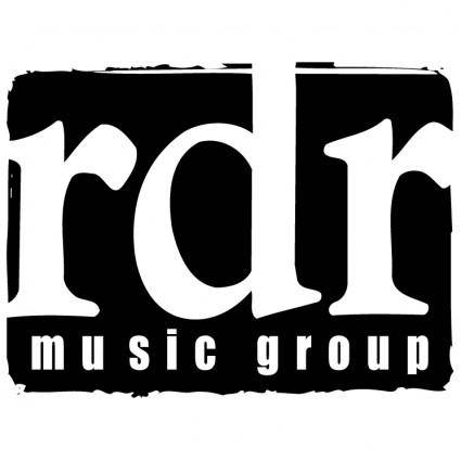 free vector Rdr music group