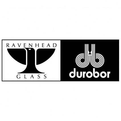 Ravenhead glass durobor