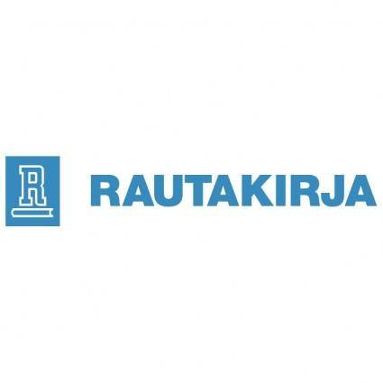 free vector Rautakirja