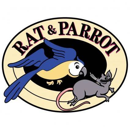 free vector Rat parrot