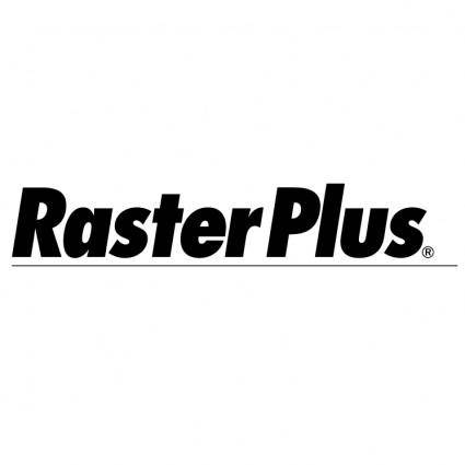 free vector Rasterplus