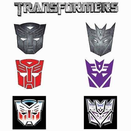 free vector Free Transformers Logo Vector
