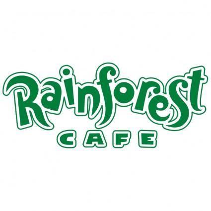 free vector Rainforest cafe