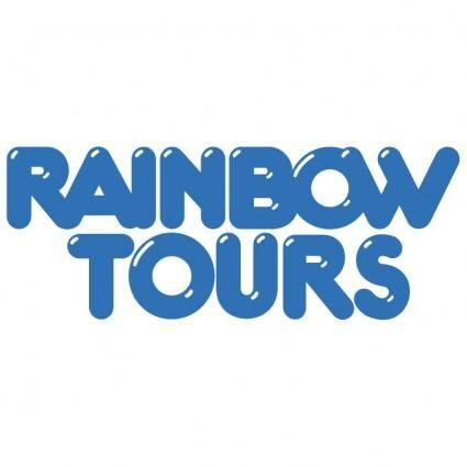 free vector Rainbow tours
