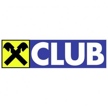 free vector Raiffeisen club