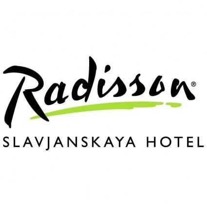 Radisson slavjanskaya hotel