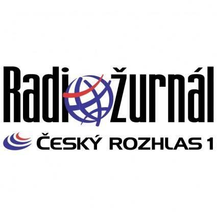 free vector Radio zurnal