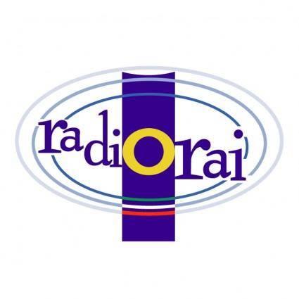 free vector Radio rai