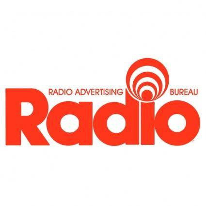 free vector Radio advertising bureau