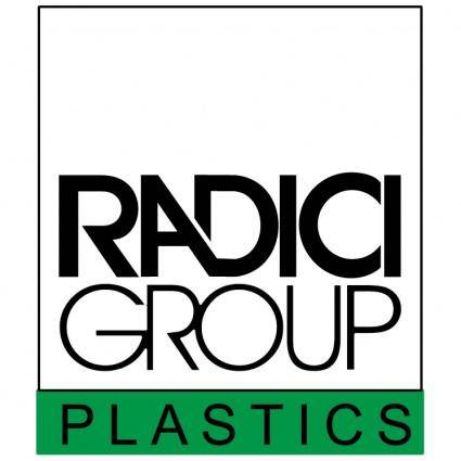 free vector Radia group