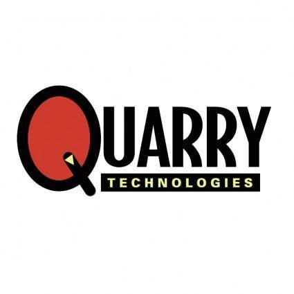 free vector Quarry technologies
