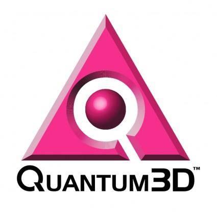 Quantum3d