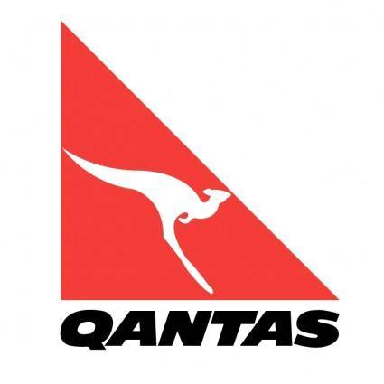 free vector Qantas 0