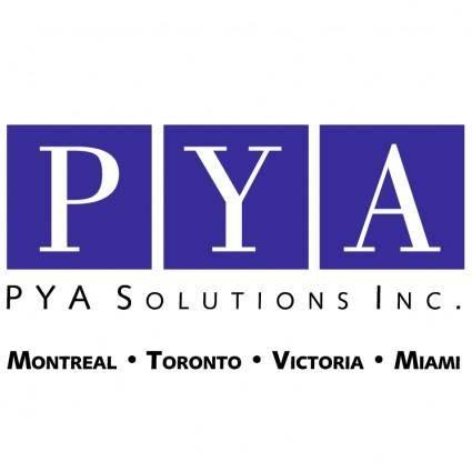 Pya solutions