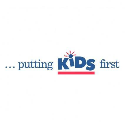 Puttins kids first