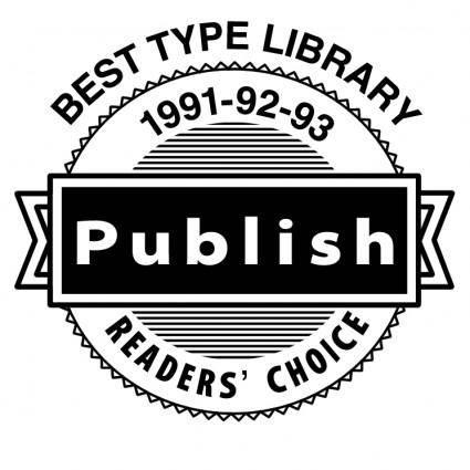 free vector Publish 1