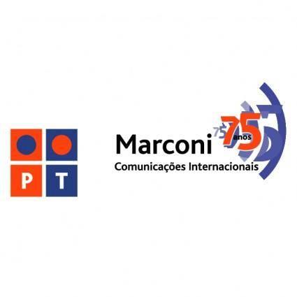 free vector Pt marconi