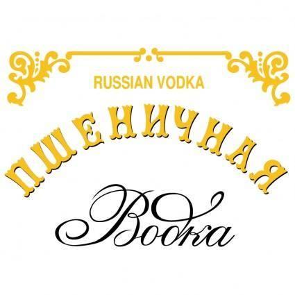 Pshenitchnaya vodka
