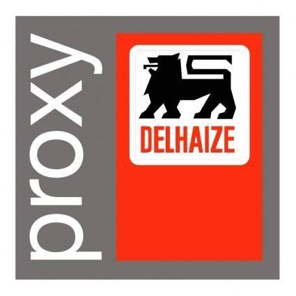 free vector Proxy delhaize