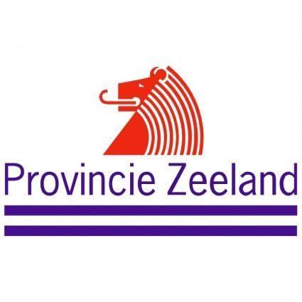 free vector Provincie zeeland