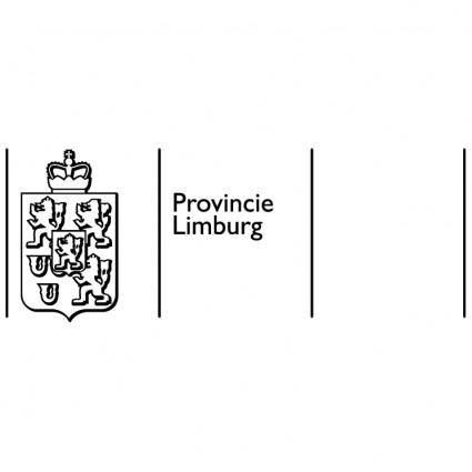 free vector Provincie limburg