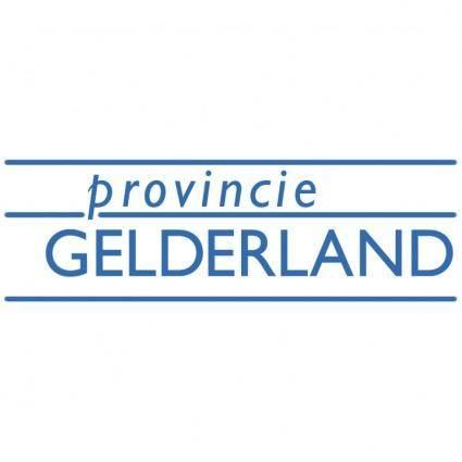 free vector Provincie gelderland