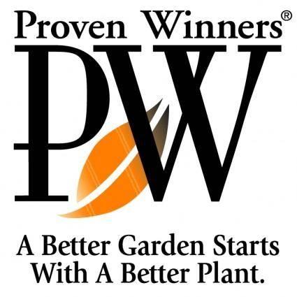 free vector Proven winners