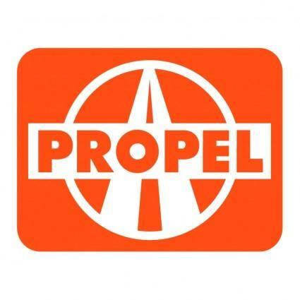 free vector Propel