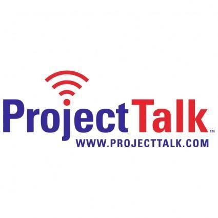 Projecttalk