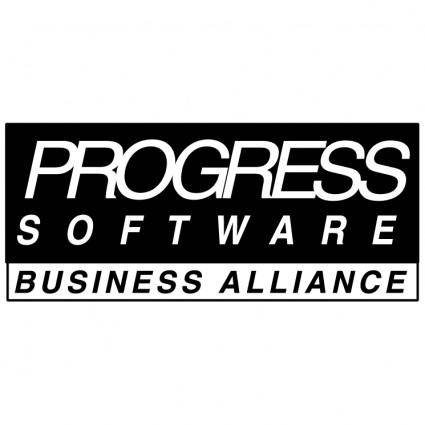 free vector Progress software 0
