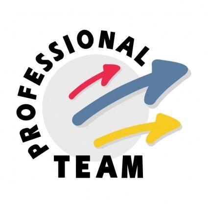 free vector Professional team