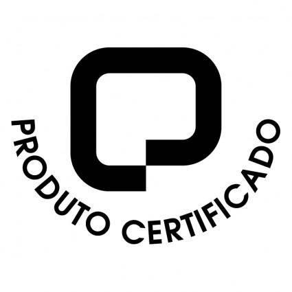 Produto certificado