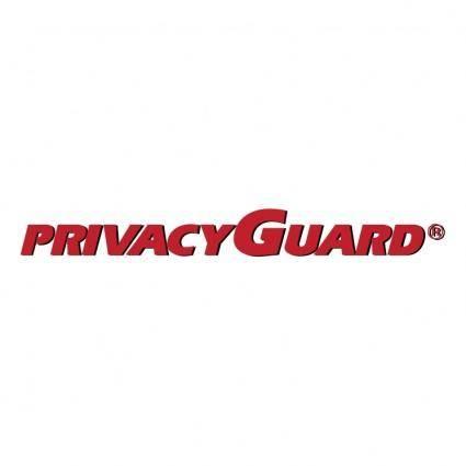 free vector Privacy guard
