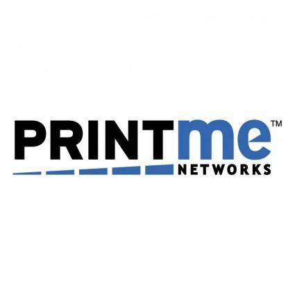 Printme networks