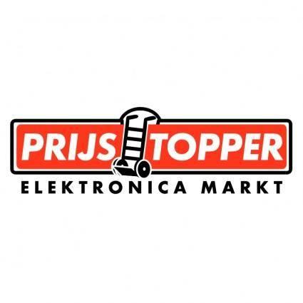 free vector Prijstopper