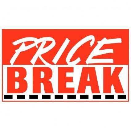 free vector Price break