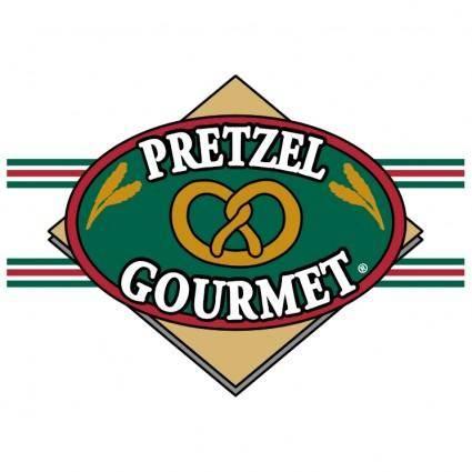 free vector Pretzel gourment