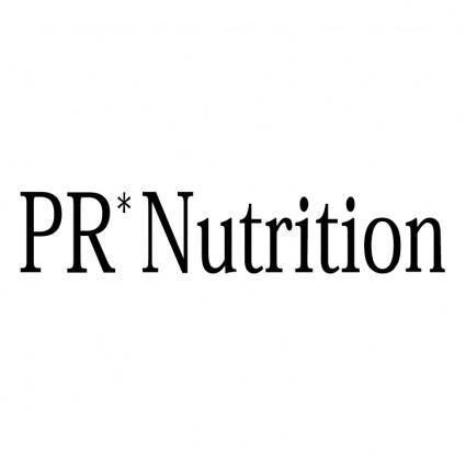 Pr nutrition