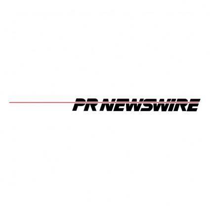 free vector Pr newswire
