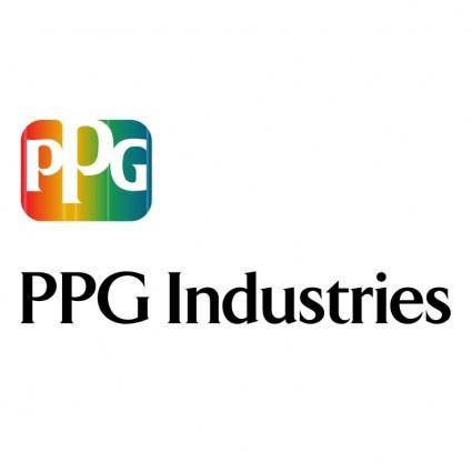 free vector Ppg industries 2