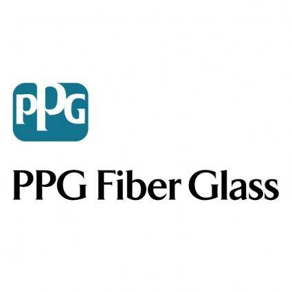 free vector Ppg fiber glass