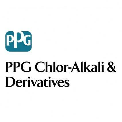 free vector Ppg chlor alkali derivatives