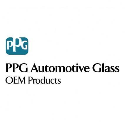 free vector Ppg automotive glass