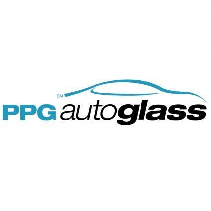free vector Ppg auto glass