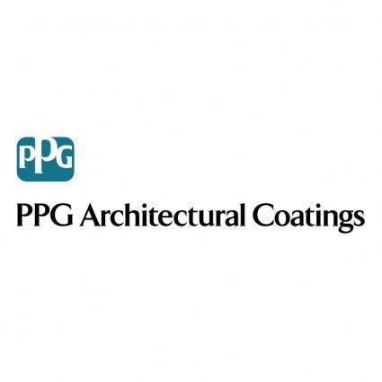 free vector Ppg architectural coating