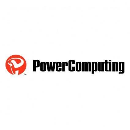 free vector Power computing