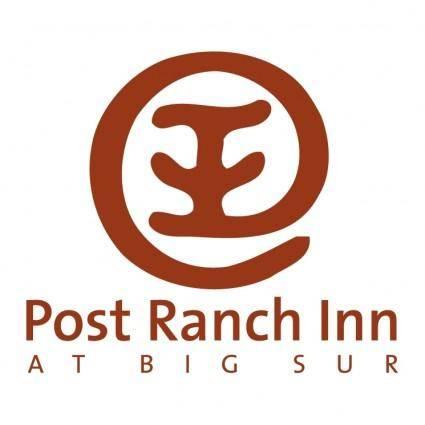 free vector Post ranch inn
