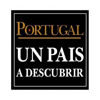 free vector Portugal un pais a descubrir