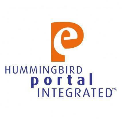 free vector Portal integrated