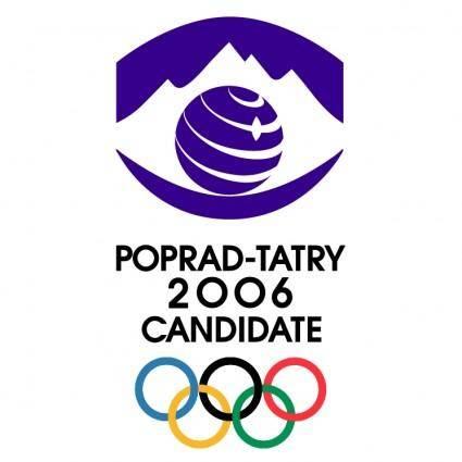 free vector Poprad tatry 2006